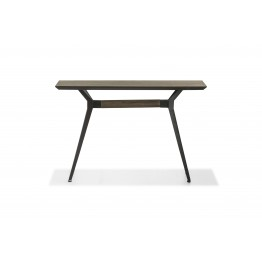 RAW console table-smoked