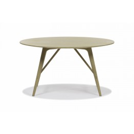 TRUE dining table round